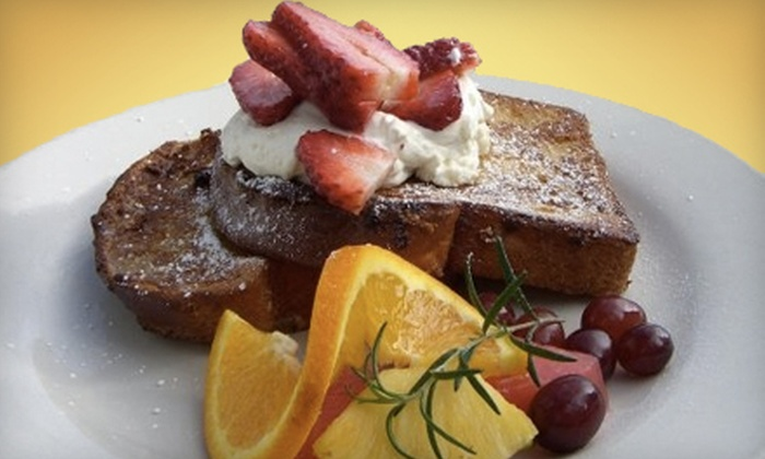 Fig Tree Cafe - Hillcrest: $9 for $18 Worth of Fresh Breakfast, Lunch, or Dinner Fare at Fig Tree Cafe