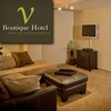 57% Off Luxury Suite and Breakfast
