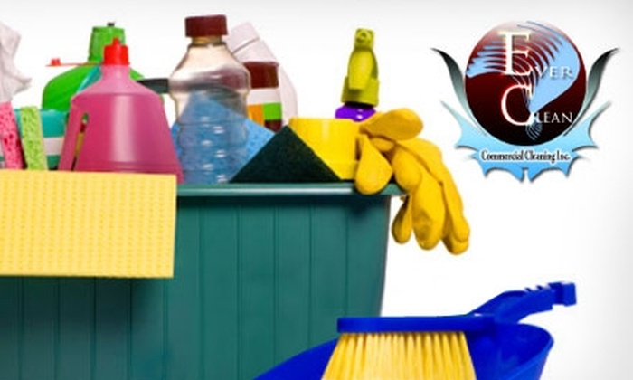 Everclean Commercial Cleaning, Inc - Philadelphia: $60 for $200 Worth of House Cleaning from Everclean Commercial Cleaning