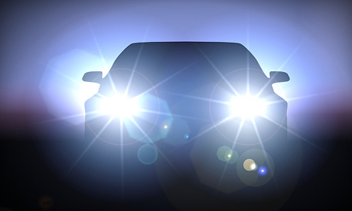 Distinctive Ride - Wasilla: $99 for HID Auto-Lighting Kit with Installation from Distinctive Ride in Wasilla (Up to $250 Value)