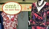 One More Time - Indian Village: $15 for $30 Worth of Apparel and Accessories at One More Time