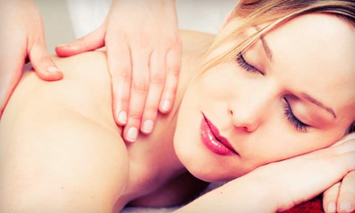 In the Buff Salon and Day Spa - East Ridge: $125 for a Women's Spa Package at In the Buff Salon and Day Spa (Up to $255 Value)