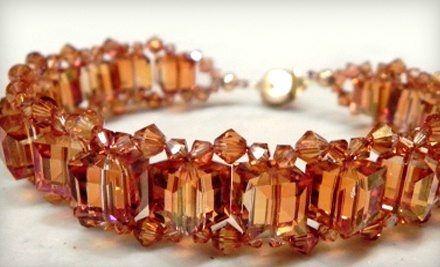 2-Hour Intro to Beading Class, Including Supplies (a $40 value) - Beads on the Ave in Delray Beach