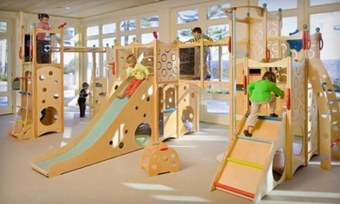 Celebration Nation - Gardendale: Indoor Fun Park Outing for One or a Family to Celebration Nation (Up to 53% Off)