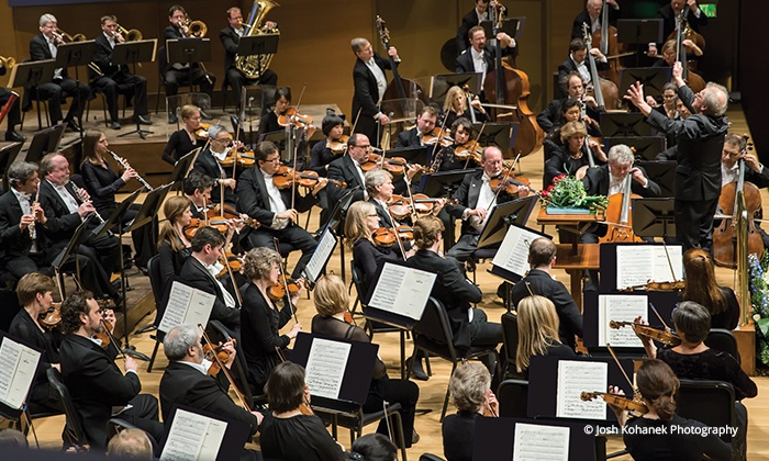 Minnesota Orchestra - Orchestra Hall:  Minnesota Orchestra Casual Pass of Six Tickets to Select Concerts  (February 12–July 14)