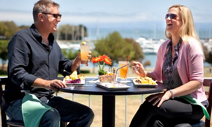 SouthHarbor Waterfront Restaurant and Bar at the Inn at Oyster Point - South San Francisco: Seafood and Peruvian Cuisine at SouthHarbor Waterfront Restaurant and Bar at the Inn at Oyster Point (40% Off)