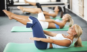 Reformed Body: 5 or 10 Barre or Cardio Barre Classes at Reformed Body (Up to 62% Off)
