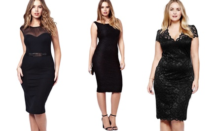 Jade and Juliet Women's Plus-Size Dresses