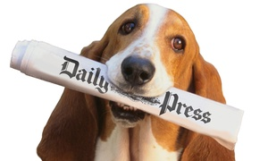 "Daily Press: Subscriptions to ""Daily Press"" (Up to 82% Off), Two Options Available."