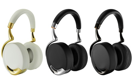 Parrot Zik Over-Ear Noise-Canceling Bluetooth Headphones
