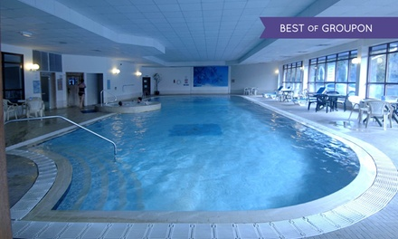 Kinross: 1 or 2 Nights for Two with Breakfast and Option for Dinner Credit at The Green Hotel Golf and Leisure Resort