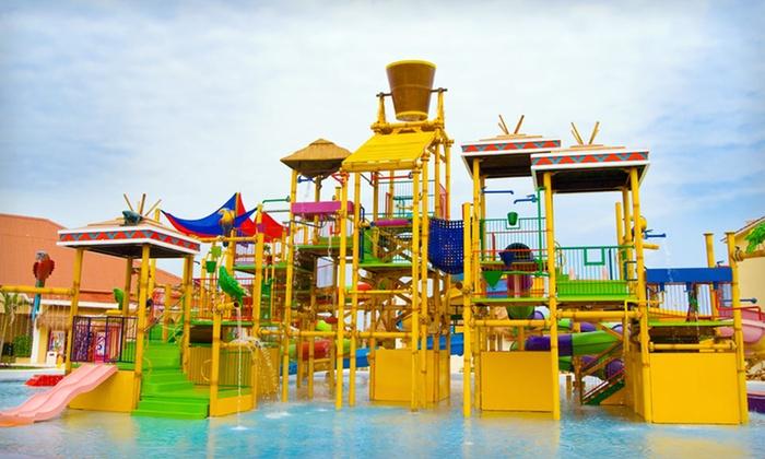 Sea Adventure Resort & Waterpark - Cancun: 3-, 4-, 5-, or 7-Night All-Inclusive Stay at Sea Adventure Resort & Waterpark in Cancún, Mexico