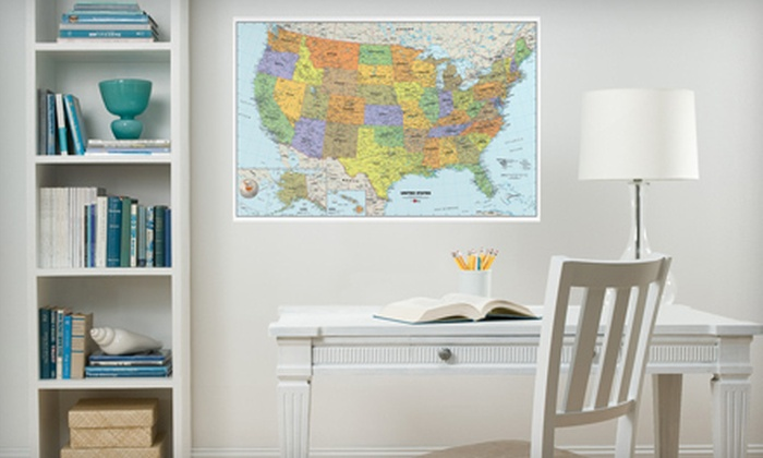 WallPops: Wall Art, Decals, and Decorations from WallPops (Up to 55% Off). Two Options Available.