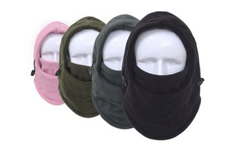 Six-in-One Thermal Winter Hat