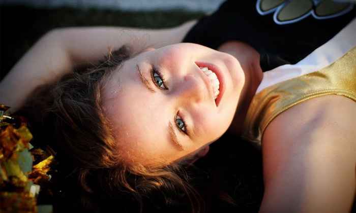 KDF Photography - Evansville: $99 for a Two-Hour On-Location Senior Portrait Photoshoot from KDF Photography ($275 Value)