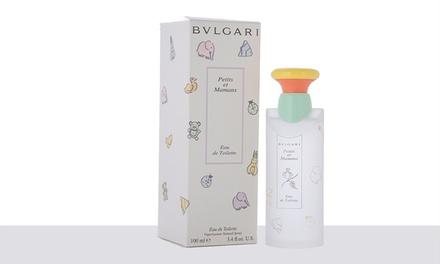Bvlgari Petits et Mamans Women's Eau de Toilette Spray; 3.4 Fl. Oz.