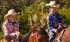 Pine River Stables - Saint Clair: $37 for a 60-Minute Horseback Ride for Two at Pine River Stables ($70 Value)