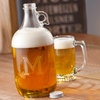 61% Off a Personalized Beer Growler