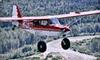 56% Off Flight Lesson from Above Alaska Aviation