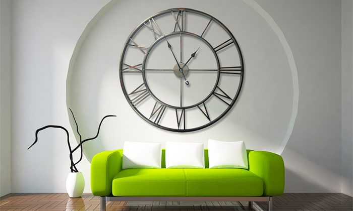 walplus ltd giant wall clocks from with free delivery up to 34