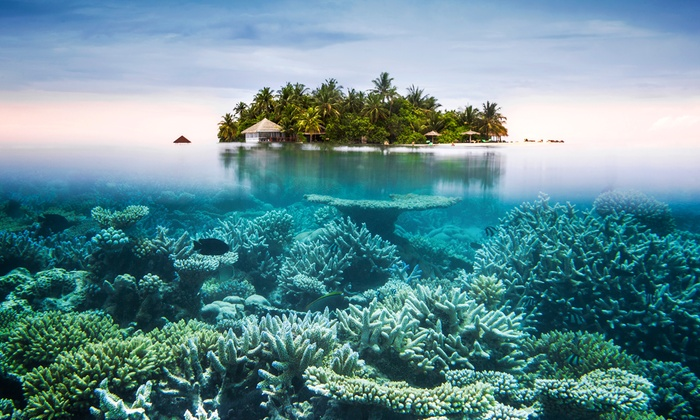 10-Day Dubai & Maldives Vacation with Airfare from Pacific Holidays