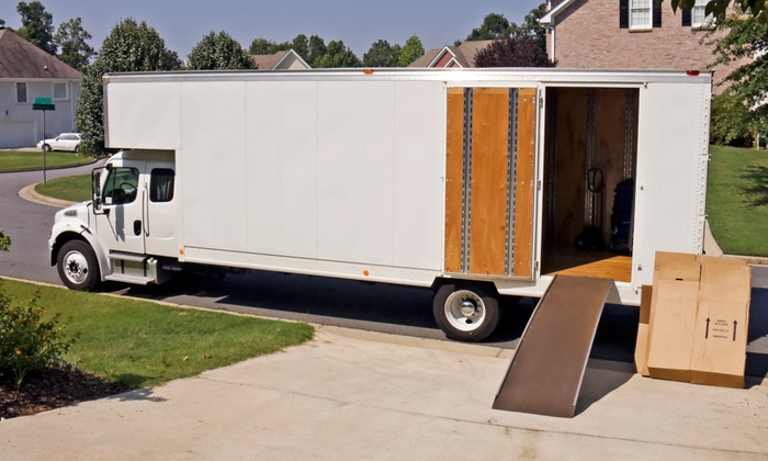 Tampa Local Movers - Tampa Bay Area: $70 for Two-Hour Moving Service with Three Men and One Truckfrom Tampa Local Movers ($170 Value)