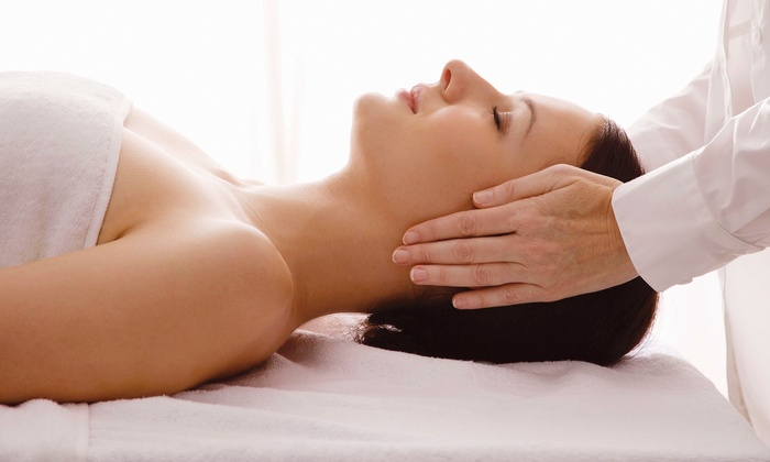 Helen's Skin Care Clinic - Stonegate - Queensway: C$99 for Reiki Healing Session and Ultrasound Skin-Therapy with Facial at Helen's Skin Care Clinic (C$268 Value)