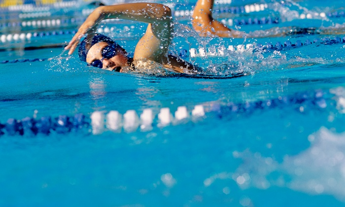 Lodi Swim Club - Lodi: $55 for $100 Groupon — Lodi Swim Club/Water Polo Club