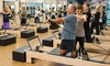 Club Pilates DTLA  - Multiple Locations: $99 for One Month of Unlimited Classes at Club Pilates LA ($199 Value)