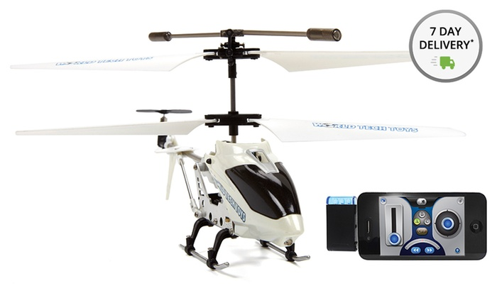 iFly-X Heli 3.5-Channel Gyro Remote-Control Helicopter: iFly-X Heli 3.5-Channel Gyro Remote-Control Helicopter. Free Returns.