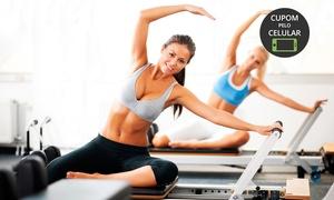 Pacaembu Pilates: Pacaembu Pilates – Pacaembu: 1, 3, 6 ou 12 meses de pilates + avaliação física