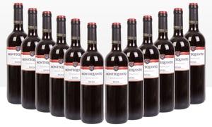 12 Bottles of Montequinto Rioja