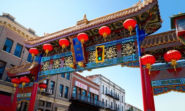 Discover the Past - Chinese New Year Tour: Chinese New Year Walking Tour of Chinatown from Discover the Past (45% Off). Eight Options Available.