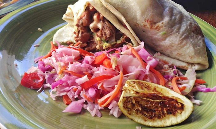 Sol Diablo Cantina Kitchen - Downtown Tempe: $11 for $20 Worth of Mexican Food and Drinks at Sol Diablo Cantina Kitchen