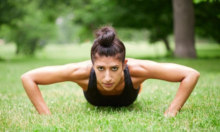 5, 10, or 15 Fitness Classes from Outdoor Fitness Clubs (Up to 53% Off)