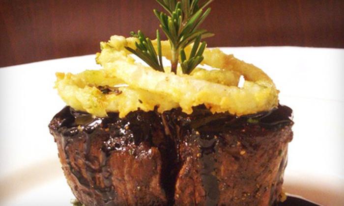 Merche! Restaurant - Northwest Harris: $20 for $40 Worth of Mediterranean-Fusion Food at Merche! Restaurant in Cypress