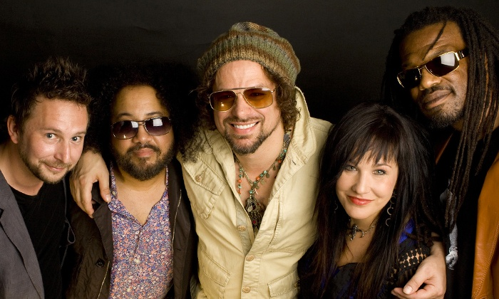 Rusted Root & The Wailers - The Paramount: Rusted Root and The Wailers at The Paramount on Friday, June 5, at 7:30 p.m. (Up to 52% Off)