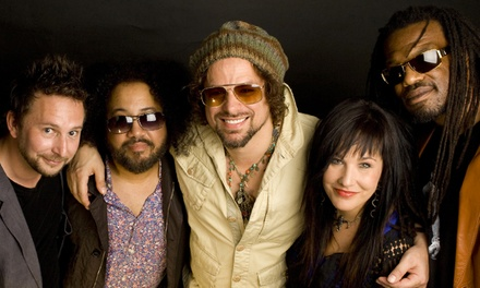 Rusted Root and The Wailers at The Paramount on Friday, June 5, at 7:30 p.m. (Up to 52% Off)