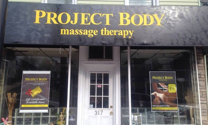Project Body - Carlstadt: 90-Minute Therapeutic Massage from Project Body (45% Off)
