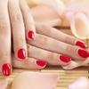 Beauté mains et/ou pieds avec vernis