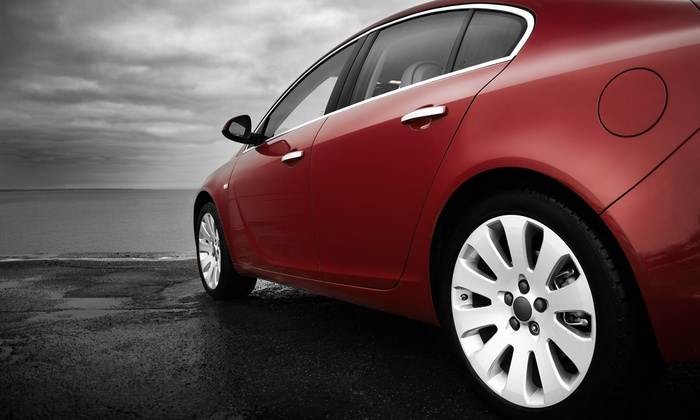 Walkers' Touch of Class Detailing - Phoenix: Mobile Auto Detailing from Walkers' Touch of Class Detailing (Up to 77% Off). Four Options Available