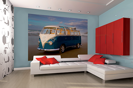 Giant wall murals groupon goods for Campervan wall mural