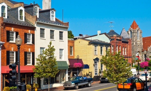 Georgetown Suites - Georgetown: Stay at Georgetown Suites in Washington, DC. Dates into October.