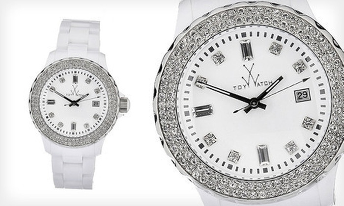 ToyWatch Women's Plasteramic Watch: $79 for a Women's ToyWatch Plasteramic Watch ($305 List Price). Free Shipping and Free Returns.