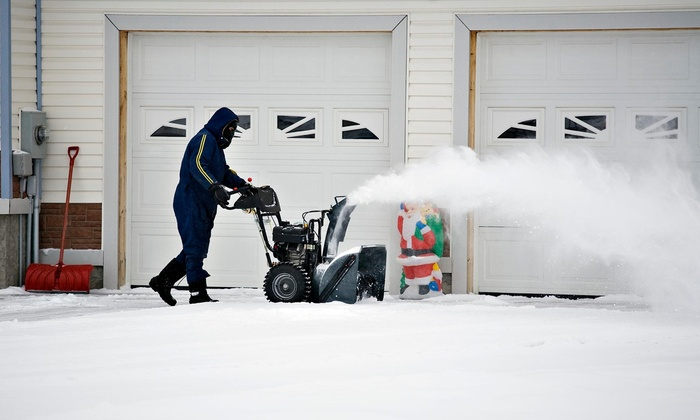 Snowblow4less - Uptown: $49 for $100 Worth of Snow Removal — Snowblow4less.com
