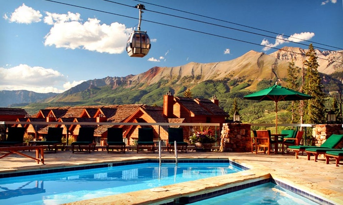 null - Denver: Stay for four at Mountain Lodge Telluride in Telluride, CO; Dates Through August 29 Available