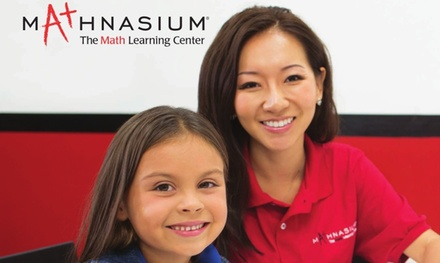 A Tutoring Session from Mathnasium of Fort Lauderdale ( 55% Off)
