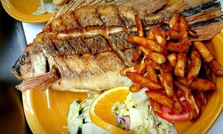 Mexican Food and Seafood at Mai Quesi (50% Off).