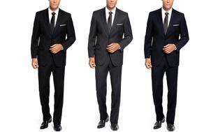 Braveman Premium 2-Piece Mens Suit