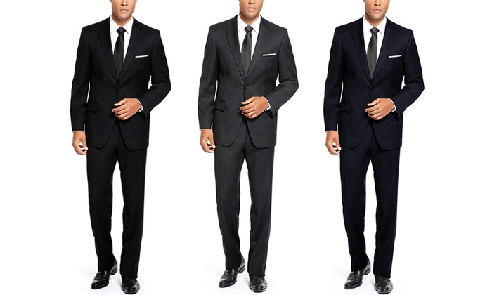 Braveman Premium 2-Piece Mens Suit